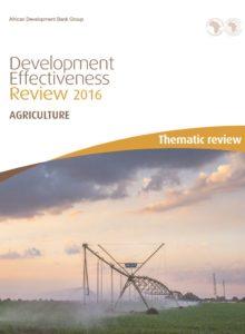 Thumbnail Of AfDB DER_Agriculture_2016_-_En