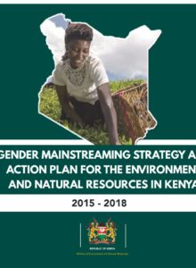 Thumbnail Of GENDER MAINSTREAMING STRATEGY AND ACTION PLAN 2015_ 2018