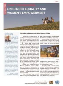 Thumbnail Of JP GEWE Newsletter 2011 For Print