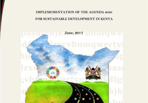 Thumbnail Of Kenya HLPF Report June 2017