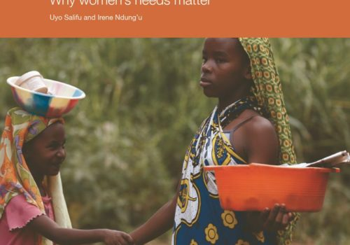 Thumbnail Of Preventing VE In Kenya – Why Womens Needs Matter