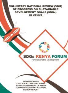 Thumbnail Of SDGS KENYA FORUM VNR HLPF REPORT 2017