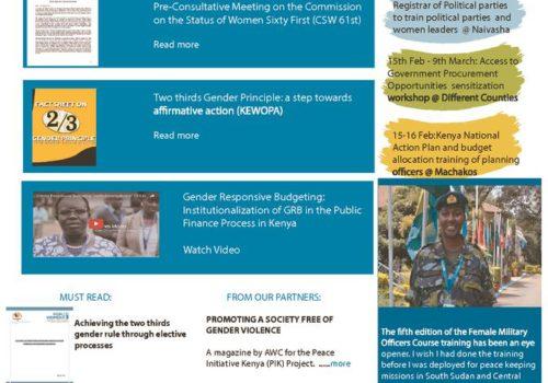 Thumbnail Of UN Women Kenya News_Issue 015