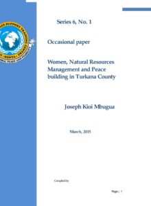Thumbnail Of Women_Natural_Resources_Management_and_Peace_building_in_Turkana_County