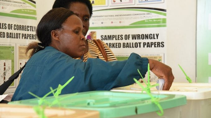 Statement By National Gender Equality Commission On Elections- Participation Of Special Interest Groups
