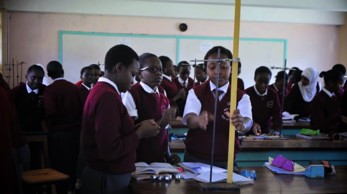 UNESCO MARKS THE INTERNATIONAL DAY OF WOMEN AND GIRLS IN SCIENCE IN KENYA