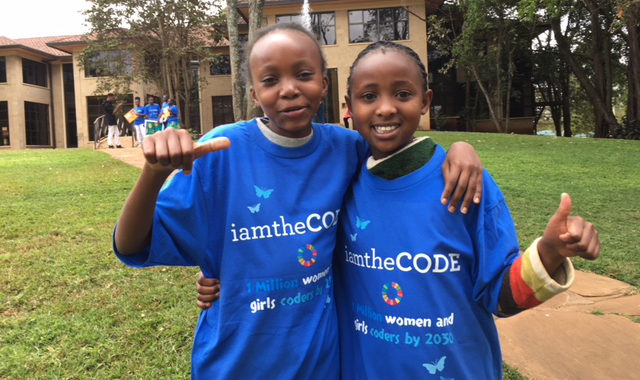 DECODING THE SDGs, ONE GOAL AT A TIME: UN WOMEN COLLABORATES WITH IAMTHECODE MOVEMENT TO LAUNCH A MOVEMENT IN KENYA