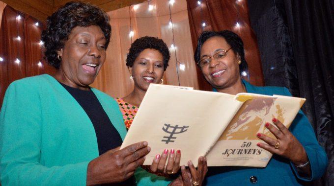 UN WOMEN LAUNCHES NEW BOOK FEATURING 50 INFLUENTIAL WOMEN IN KENYAN POLITICS