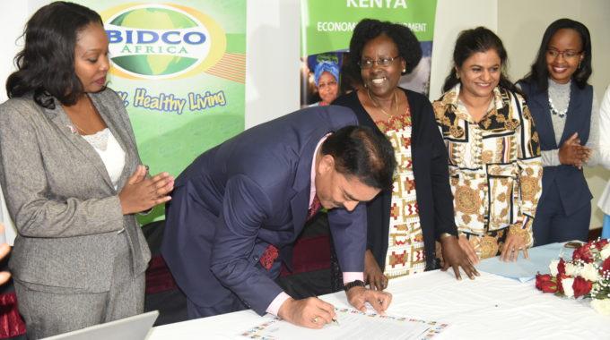 Kenyan Multinational Commits To Women's Empowerment Principles