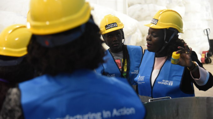 I Purpose To Promote Gender Inclusivity In The Manufacturing Industry – Mary Ngechu