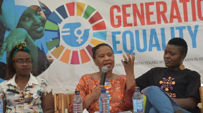 UN Women Activates Kenya's Youth During Nairobi Summit