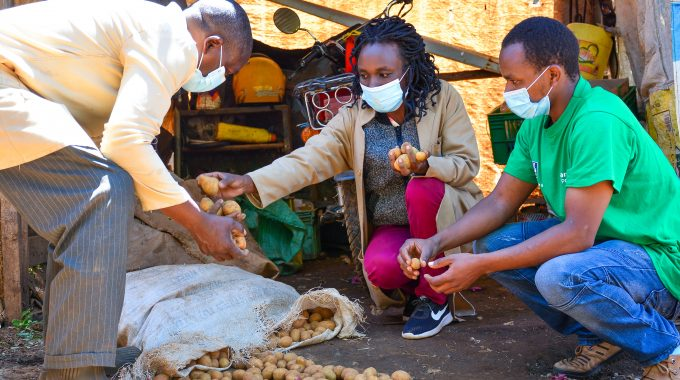 Building Rural Resilience For Women Farmers