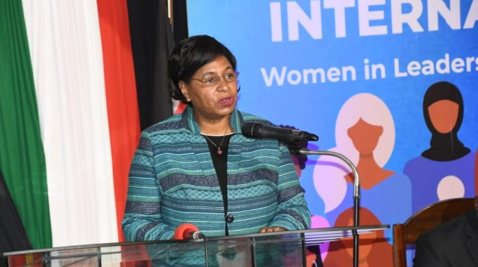 Kenya Launches Long Awaited National Policy On Gender And Development